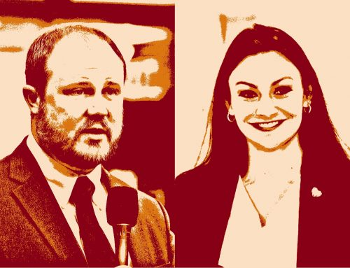 Nikki Fried, Matt Caldwell face off over medical marijuana, water